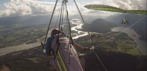 Hang Gliding Pedro