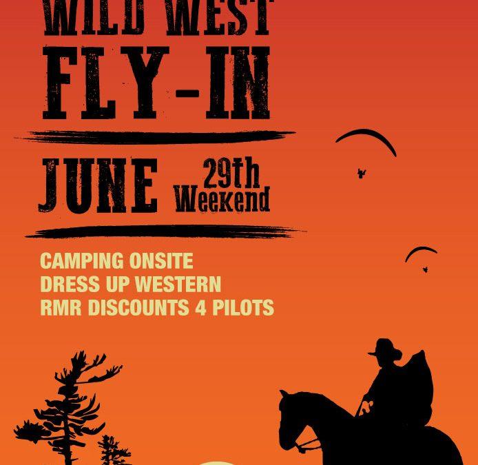 Revelstoke Wild West Fly-In